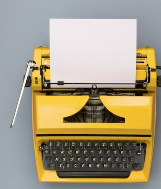 pasja pisania