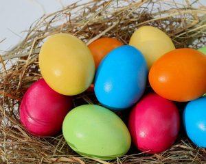 Produkty spożywcze na Wielkanoc