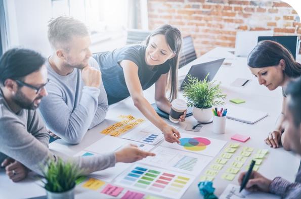 znaczenie kolorów w marketingu